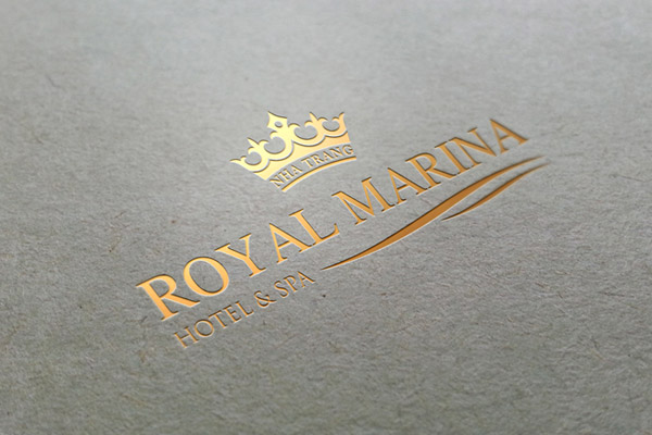 Logo Royal Marina
