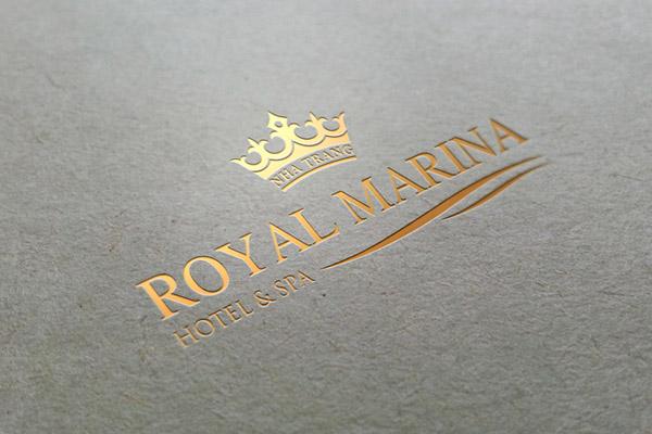 Logo Royal Marina