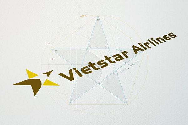 Logo Vietstar Airline