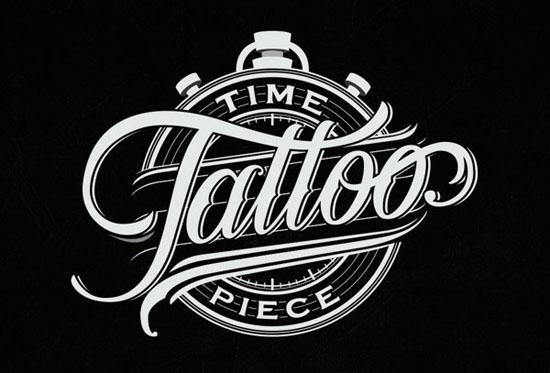 Sử dụng chữ trong thiết kế logo