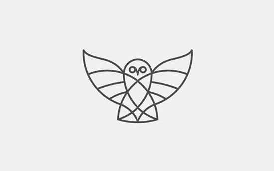 Sử dụng nét dày & mỏng trong thiết kế logo