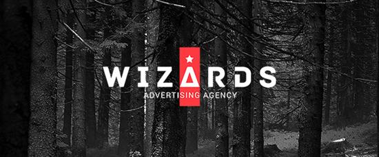 Thiết kế nhận diện thương hiệu Wizards Agency bởi Karol Kos