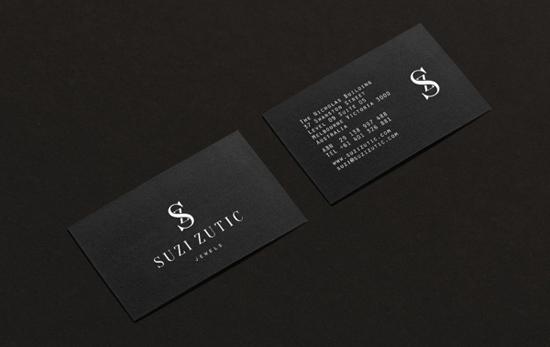 Suzi Zutic Jewels 25 bộ nhận diện thương hiệu không thể đẹp hơn
