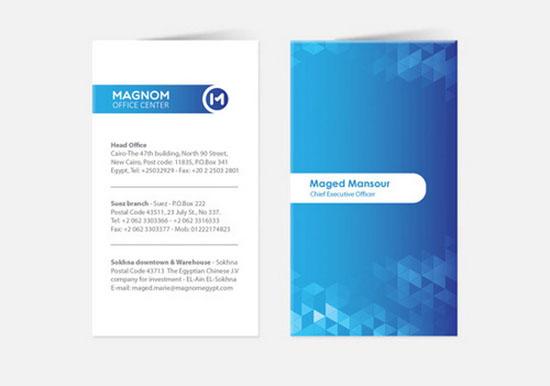 Magnom 25 bộ nhận diện thương hiệu không thể đẹp hơn