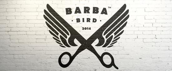 Barba Bird 25 bộ nhận diện thương hiệu không thể đẹp hơn