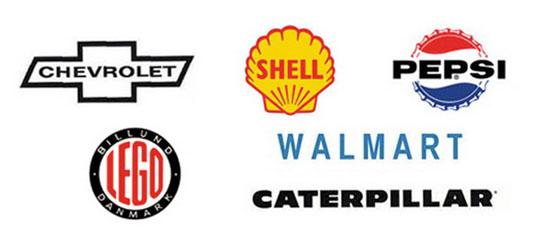 5 xu hướng thiết kế logo quan trọng trong lịch sử