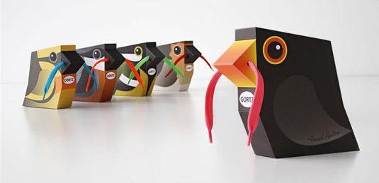 58 mẫu thiết kế bao bì tuyệt đẹp - Görtz shoes