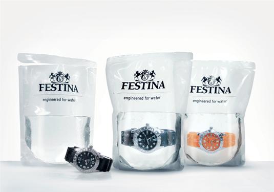 58 mẫu thiết kế bao bì tuyệt đẹp - Festina Watches