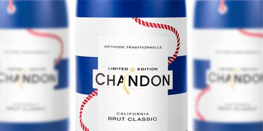 58 mẫu thiết kế bao bì tuyệt đẹp - Chandon