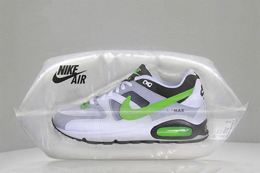 58 mẫu thiết kế bao bì tuyệt đẹp - Nike Air