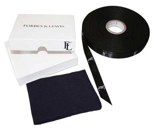 58 mẫu thiết kế bao bì tuyệt đẹp - Forbes & Lewis