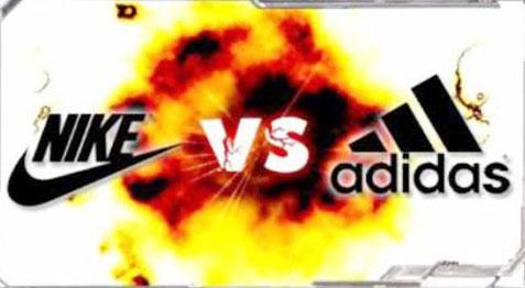 Adidas Nike Đại gia và các cuộc 'tử chiến' trên thương trường