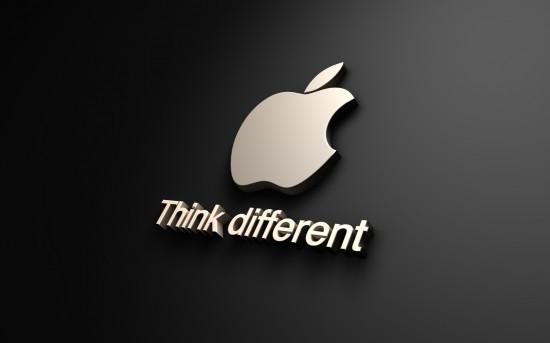 """Triết lý thương hiệu của Apple chính là câu slogan """"Think different"""""""