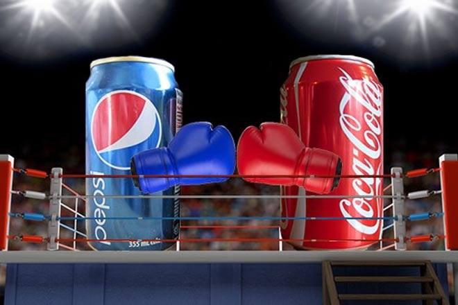 Coke và Pepsi