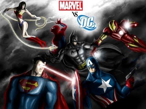 Marvel Và Dc