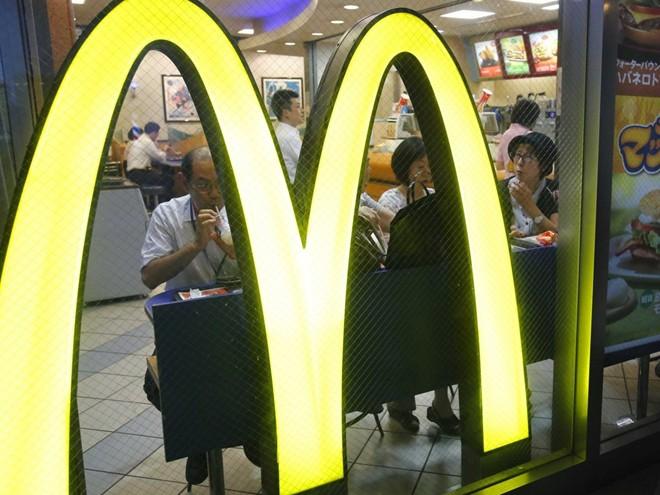 McDonald's 20 thương hiệu giá trị nhất thế giới năm 2014