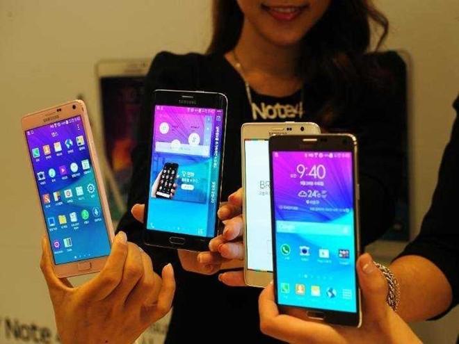 Samsung 20 thương hiệu giá trị nhất thế giới năm 2014