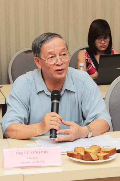 Mở cửa thị trường bán lẻ Việt Nam: Cơ hội và thách thức - Ông Vũ Vinh Phú – Chủ tịch Hội Siêu thị Hà Nội