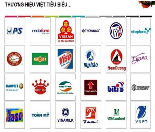Xây dựng thương hiệu Việt không chỉ là đặt một cái tên