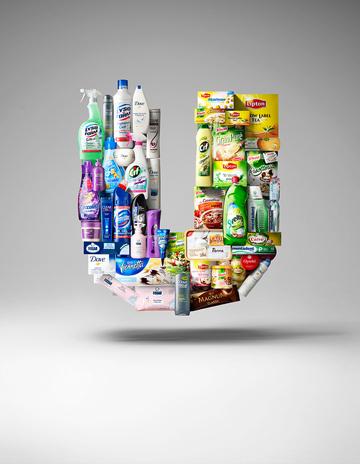 Bộ thiết kế logo Unilever tuyệt đẹp được sáng tạo bởi Christian Stoll