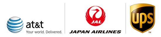 Logo của hãng Hàng không Nhật Bản JAL (Japan AirLines) gồm một con chim mang biểu tượng cho sự bay lượn và màu đỏ mang ý nghĩa sức mạnh