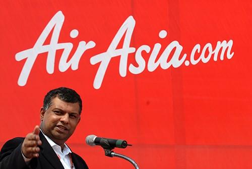 Fernandes nhắm tới tầng lớp khách hàng trung lưu tại châu Á.