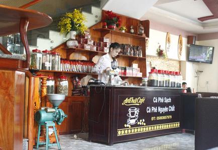 Để cà phê Việt hết lam lũ