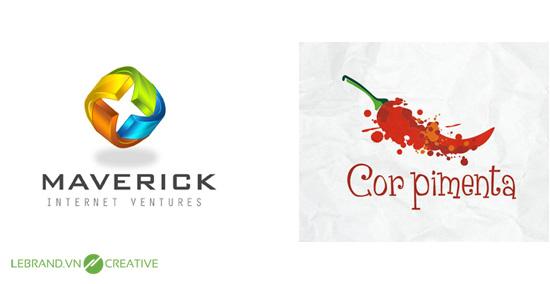 Điều gì làm cho thiết kế logo ấn tượng - Màu sắc hay hình tượng?
