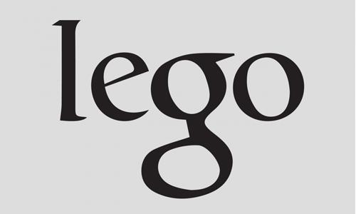 Lĩnh vực công nghệ. Biến thể của chữ Catull được sử dụng trên logo đầy màu sắc