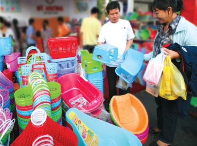 Doanh nghiệp nhựa thua vì thiếu thương hiệu mạnh