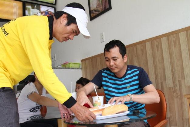 """Giấc mơ nâng tầm thương hiệu """"Bánh mì Việt"""""""