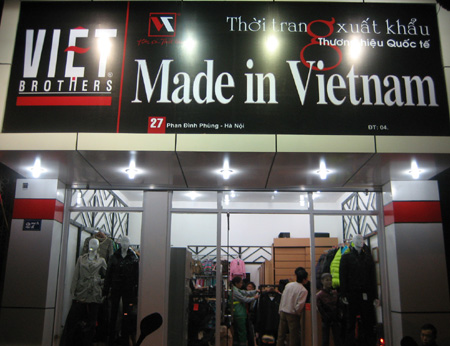 """Made in Vietnam""?"