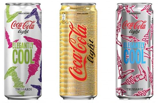 Mẫu lon độc đáo mừng sinh nhật 100 tuổi của Coca Cola