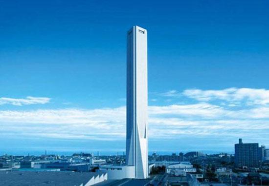 """Toà nhà Solae Building và chiếc thang máy """"không tưởng"""" hiện đại nhất từ Mitsubishi Electric"""