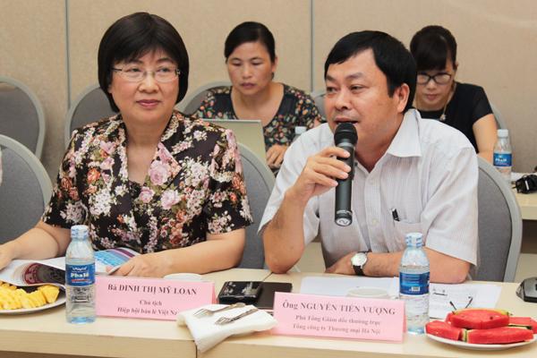 Mở cửa thị trường bán lẻ Việt Nam: Cơ hội và thách thức