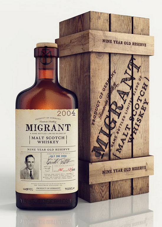 Migrant Whiskey