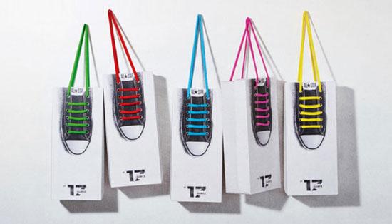 Thiết kế bao bì - Hộp đựng dây giày Goezt