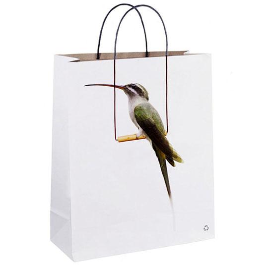 Một thiết kế túi cùa nhà thiết kế Rob Gros dành cho những người yêu chim cảnh.