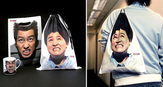 Một ý tưởng quảng cáo gây ấn tượng mạnh của Panadol cho thuốc giảm đau của họ.