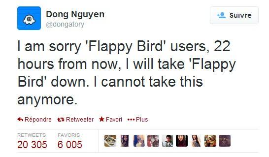 Flappy Bird đã đưa cái tên Nguyễn Hà Đông nổi tiếng trên toàn thế giới.