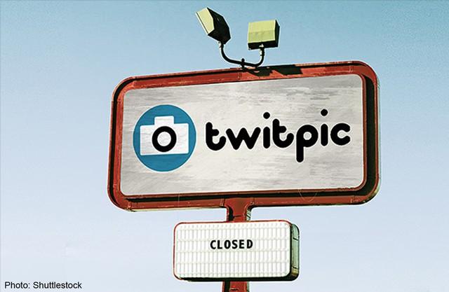 Twitpic và rắc rối thương hiệu với Twitter