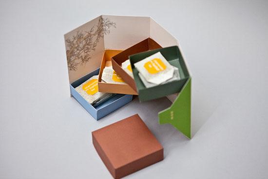 Những thiết kế bao bì trà đẹp và sáng tạo