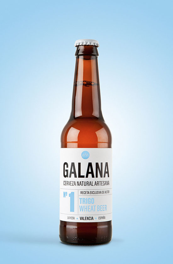Galana craft beer by modesto granados