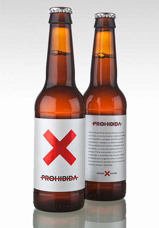 Prohibida craft beer by modesto granados
