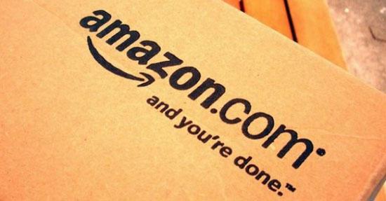 Dấu mũi tên ở bên dưới chữ thể hiện một nụ cười hài lòng mà bất kì khách hàng nào cũng sẽ trải nghiệm khi sử dụng dịch vụ của Amazon.