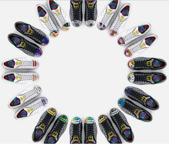 Bộ sưu tập Supershell-Sự hợp tác giữa Pharrell Williams và những người bạn sáng tạo