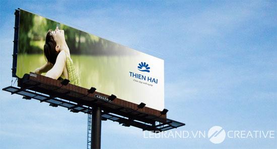 Thiết kế Billboard Thiên Hải