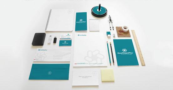 Thiết kế thương hiệu và hệ thống nhận diện thương hiệu