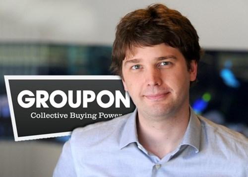 Thương hiệu hậu M&A: Nhìn từ Cùng Mua - Andrew Mason Sáng lập viên/CEO của Groupon
