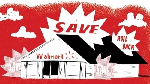 Walmart Top 10 thương hiệu làm thay đổi thế giới